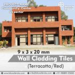 Front Facade Tiles Manufacturer in India